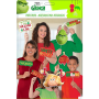 Christmas Dr Seuss The Grinch Movie Photo Props Pack of 13