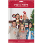 Christmas Party Supplies - Photo Props Word Signs