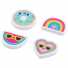 Favours Trendy Erasers Party Supplies -