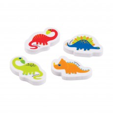 Dinosaur Party Supplies - Favours Erasers
