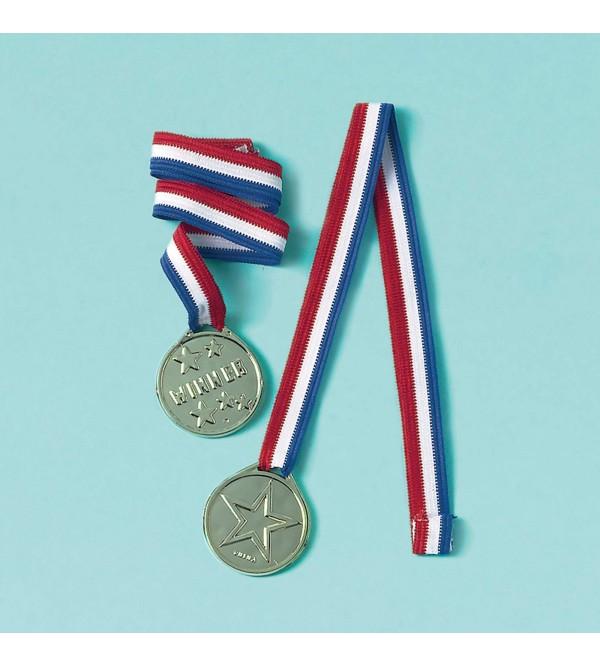 Misc Occasion Goal Getter Medal Awards 36cm Pack of 8