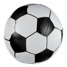 Soccer Party Supplies - Favours Goal Getter Inflatable Soccer Balls