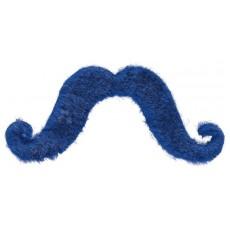 Moustache Party Supplies - Moustaches Blue