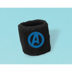 Avengers Party Supplies - Favours Marvel Powers Unite Sweat Bands