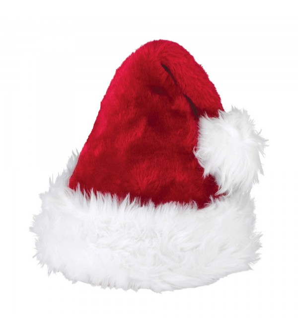 Christmas Santa Deluxe Hat Head Accessory 38.1cm x 27.9cm