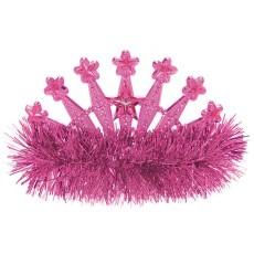Pink Tiara 10.1cm x 12.7cm