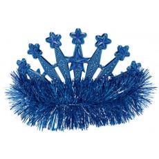 Blue Tiara 10.1cm x 12.7cm