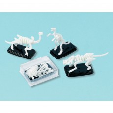 Dinosaur Party Supplies - Favours 3D Fossil Puzzles