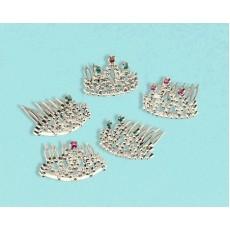Happy Birthday Mini Tiara Favours Pack of 8