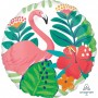 Hawaiian Party Decorations Standard HX Tropical Jungle Shaped Balloons