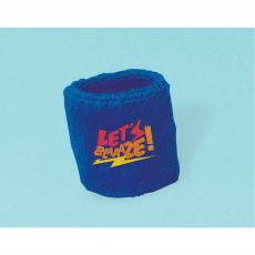 Blaze & The Monster Machines Sweat Band Favours Pack of 4