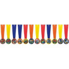 Blaze & The Monster Machines Mini Medal Awards Pack of 12