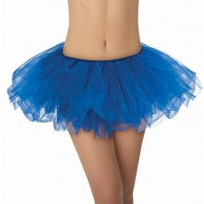 Blue Tutu Adult Costume Adult One Size