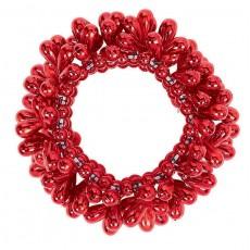 Red Bead Bracelet Jewellery 7.6cm