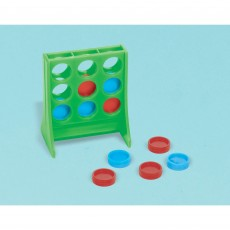 Favours Party Supplies - Mini 3 in a Row Games