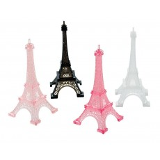 Day in Paris Party Decorations - Plastic Eiffel Towers