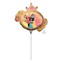 Disney Princess Once Upon A Time Mini Shaped Balloon
