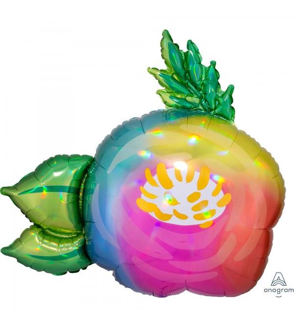 Hawaiian Luau Party Decorations - Shaped Balloon Beautiful Flower