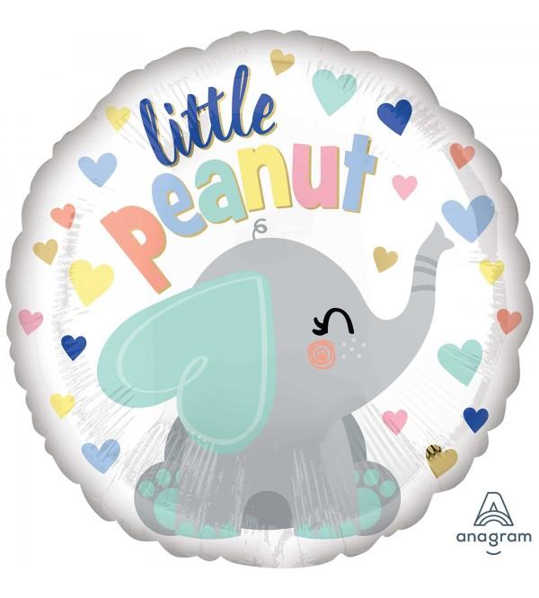 Baby Shower - General Standard HX Little Peanut Baby Foil Balloon 45cm