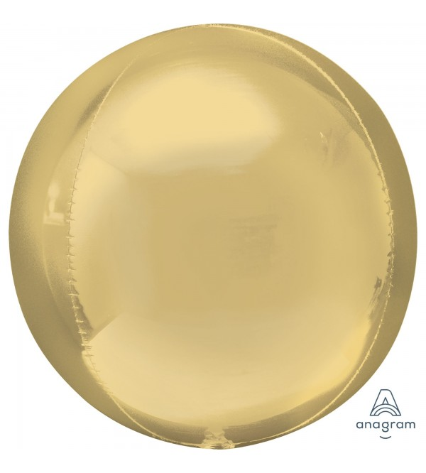 Gold Party Decorations - Shaped Balloon