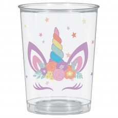 Unicorn Fantasy Party Supplies - Plastic Cup Unicorn Party Favour
