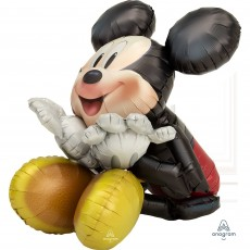 Mickey Mouse Airwalker Foil Balloon 63cm x 73cm