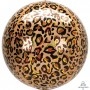 Jungle Animals Party Decorations - Shaped Balloon Leopard Print