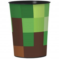 Minecraft TNT Favour Plastic Cup 473ml