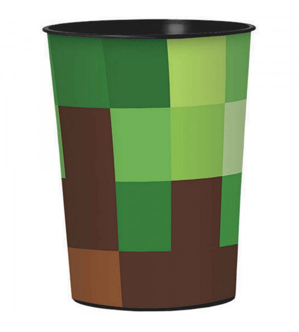 Minecraft TNT Plastic Cups 473ml Souvenir Cup