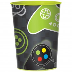 Level Up Gaming Party Supplies - Plastic Cup Favour