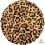 Jungle Animals Party Decorations - Foil Balloon Leopard Print Animalz