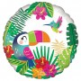 Hawaiian Luau Party Decorations - Foil Balloon Tropical Paradise