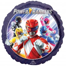 Power Rangers Party Decorations - Foil Balloon Standard HX