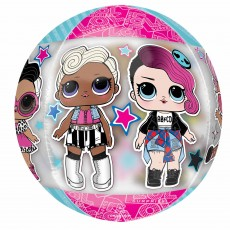 LOL Surprise Party Decorations - Shaped Balloon Glam