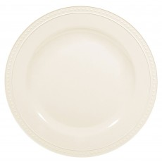 White Party Supplies - Lunch Plate Premium Salad