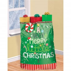 Christmas Party Supplies - Super Giant Gift Sack