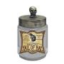 Halloween Skull Head Apothecary Jar Misc Decoration 19cm x 10cm
