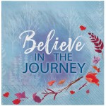 Disney Frozen 2 Believe In The Journey Beverage Napkins Pack of 16