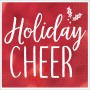 Christmas Party Supplies - Beverage Napkins