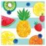 Hawaiian Party Decorations Hello Summer Lunch Napkins