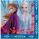 Disney Frozen 2 Lunch Napkins Pack of 16