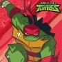 Rise of the Teenage Mutant Ninja Turtles Lunch Napkins Pack of 16