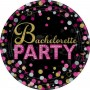 Bachelorette Party Lunch Plates 17cm Pack of 8