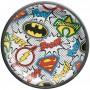 Justice League Party Supplies - Lunch Plates Heroes Unite