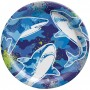 Shark Splash Party Supplies - Lunch Plates