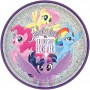 My Little Pony Party Supplies - Dinner Plates Friendship Adventures