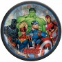 Avengers Party Supplies - Dinner Plates Marvel Powers Unite