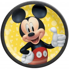 Mickey Mouse Party Supplies - Dinner Plates Forever