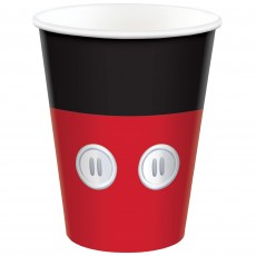 Mickey Mouse Party Supplies - Paper Cups Forever