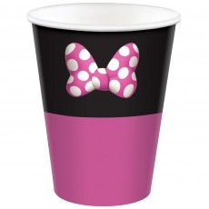 Minnie Mouse Party Supplies - Paper Cups Forever